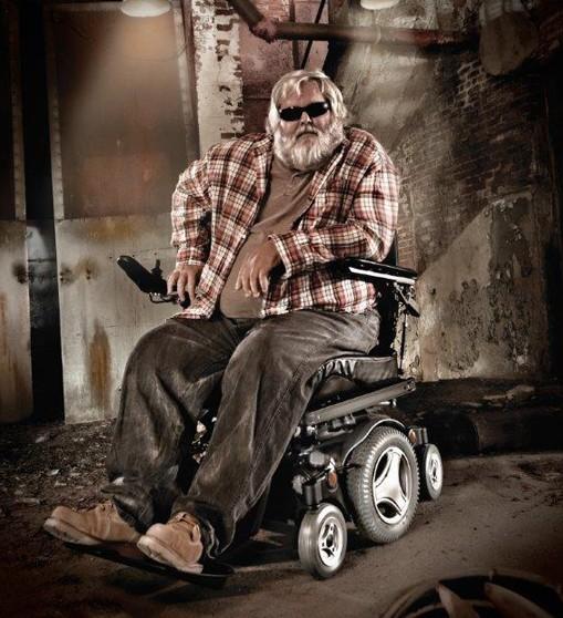 כסאות גלגלים ממונעים