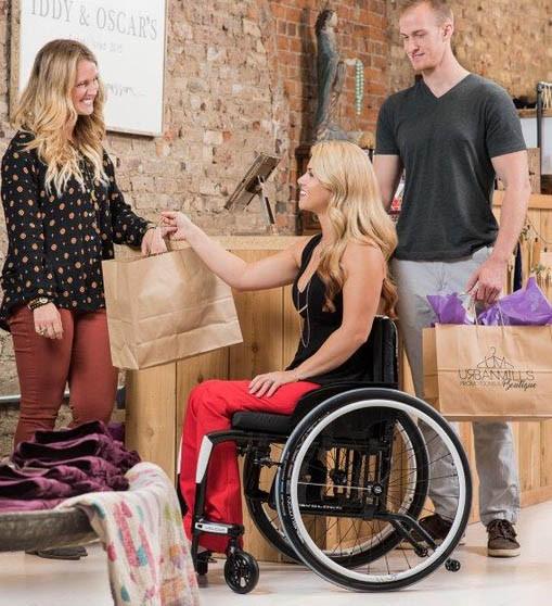 כסאות גלגלים אקטיביים