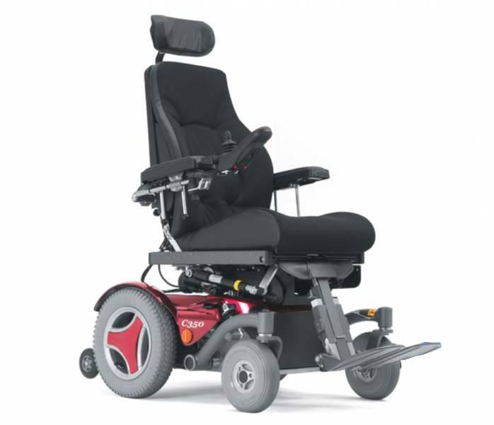 בלתי רגיל כסא גלגלים ממונע C350 Corpus SI-89